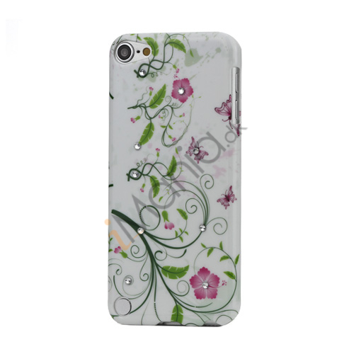 Morning Glory Diamant Smooth Hard Case til iPod Touch 5