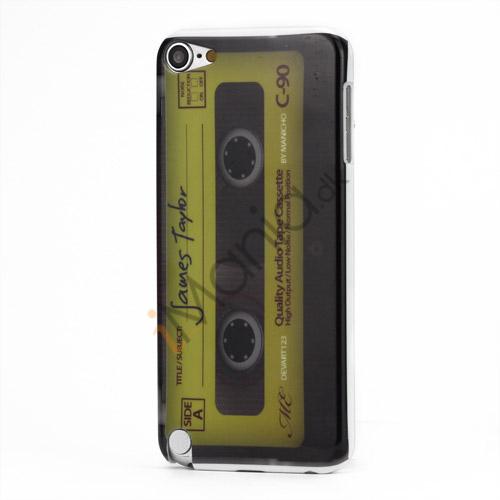 Vintage tapekassette hård plast tilfældet til iPod Touch 5