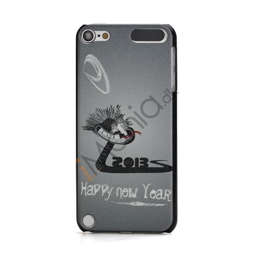 Premium 2013 Godt Nytår Præget Hard Case Cover til iPod Touch 5