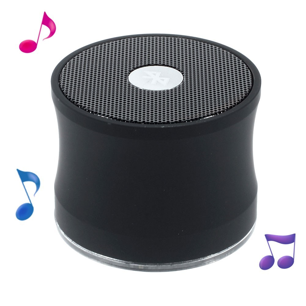 Mini Bluetooth-højtaler med MicroSD kortlæser