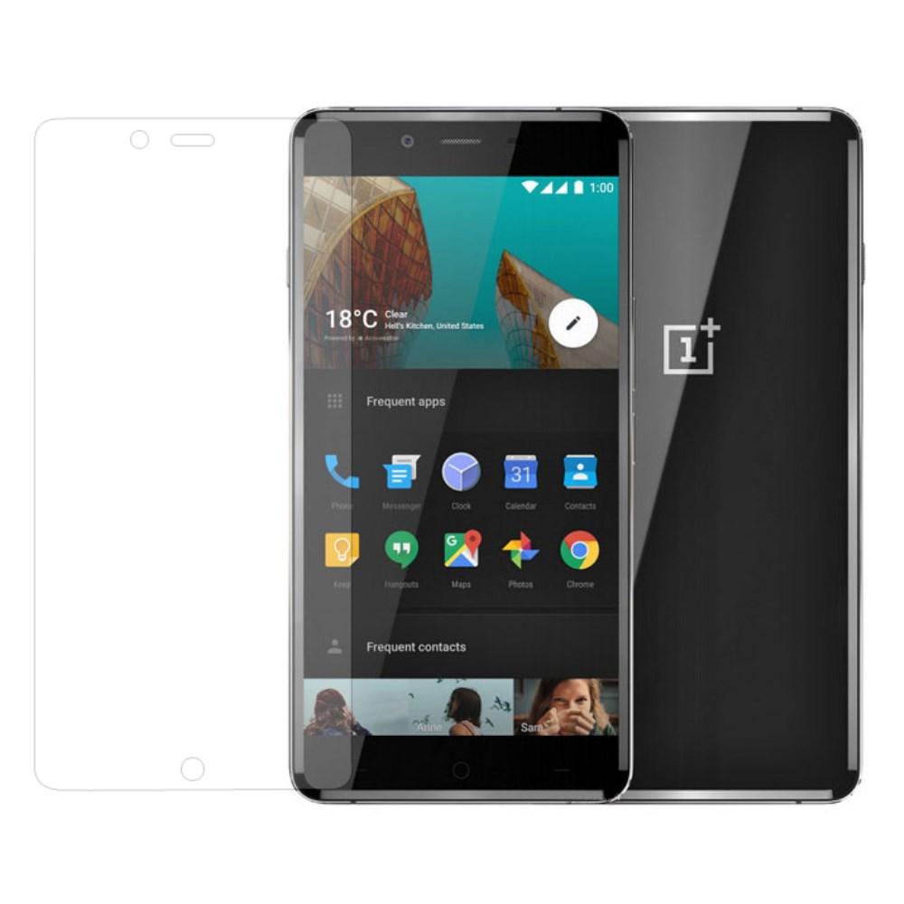 OnePlus X Hærdet glas