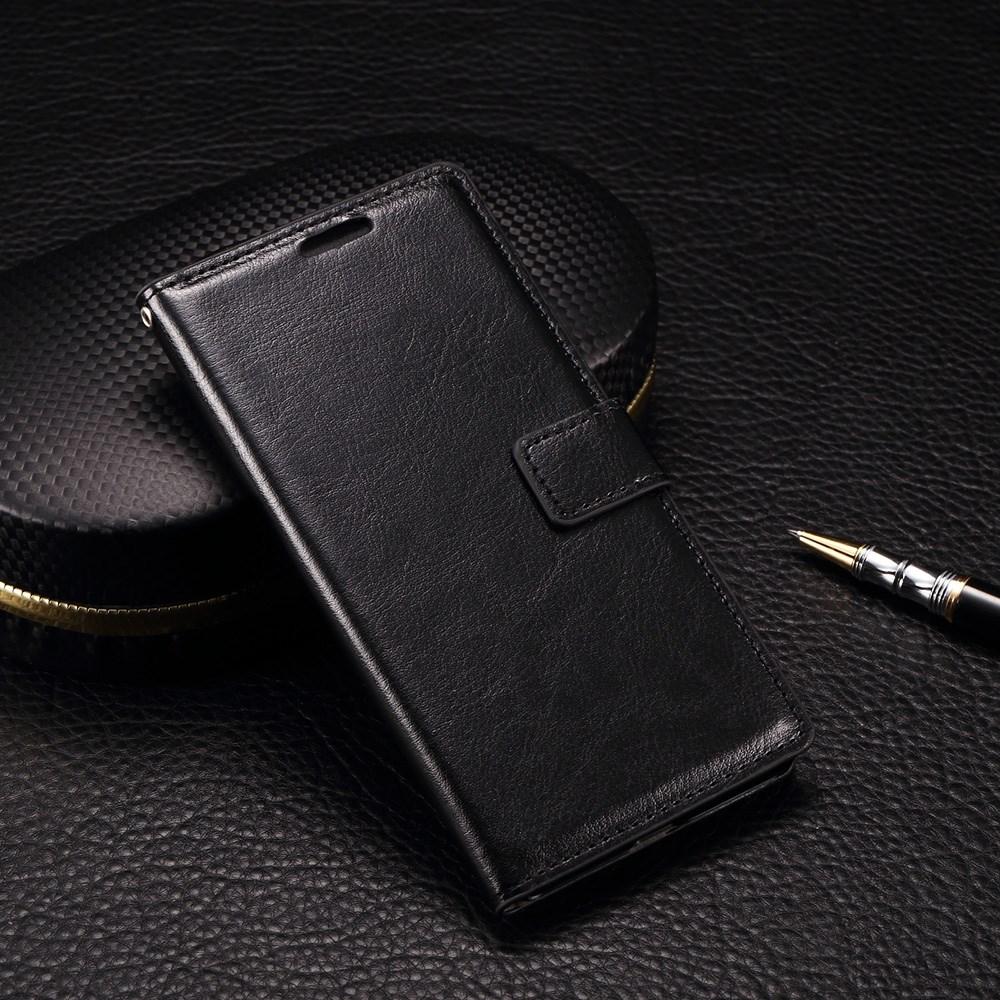 OnePlus X etui i PU-læder, sort