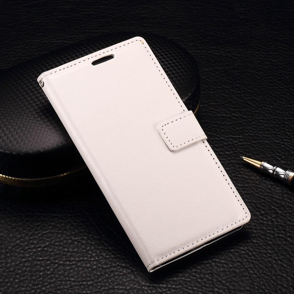 OnePlus X etui i PU-læder, hvid