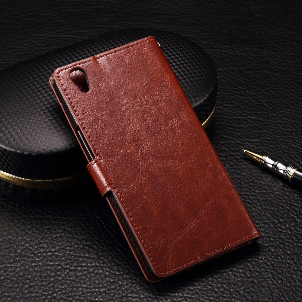 OnePlus X etui i PU-læder, brun