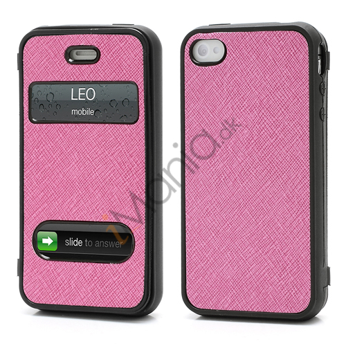Image of   TPU Etui-Cover til iPhone 4 4S - Rose