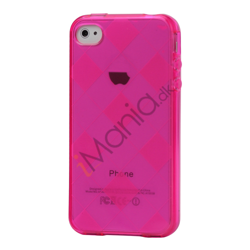 Image of   Ternet iPhone 4 4S TPU Cover - Rose
