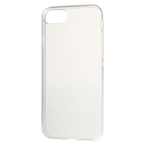 Gennemsigtigt TPU-cover til iPhone 7