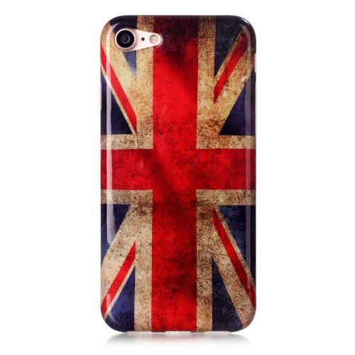 iPhone 7 Cover - Retro UK Flag