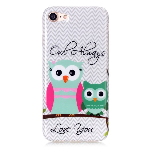 "iPhone 7 Cover - ""Owl Always Love You"""