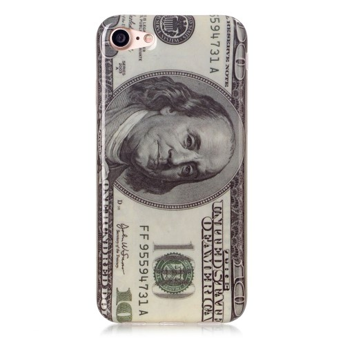 iPhone 7 Cover - 100 Dollarseddel