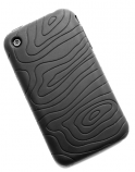 Silikonecover til iPhone 3G/3GS, camouflage