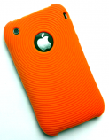 iPhone 3G/3G[S] silikonecover, orange