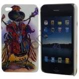 iPhone 4 cover Royal flue