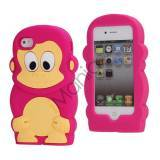 3D Abe iPhone 4 silikone cover