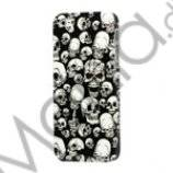 iPhone 5 Hard Case Cover Cool Skull Skeleton