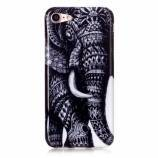 iPhone 7 Cover - Tribal elefant